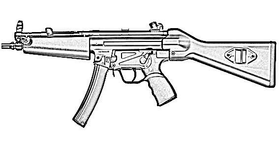 Las armas - Pistolas para lacar ...