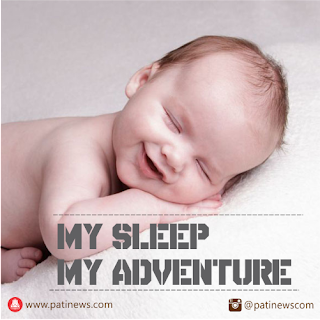 DP BBM My Sleep My Adventure