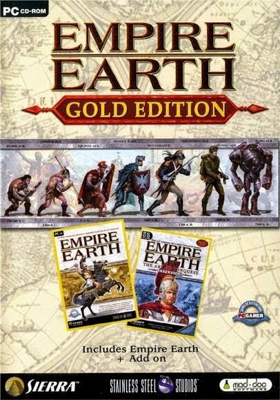 Download Empire Earth 1 Full Version PC Game Free
