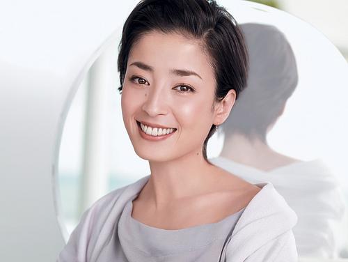 Ajumma S Pad Asian Women In Short Hair