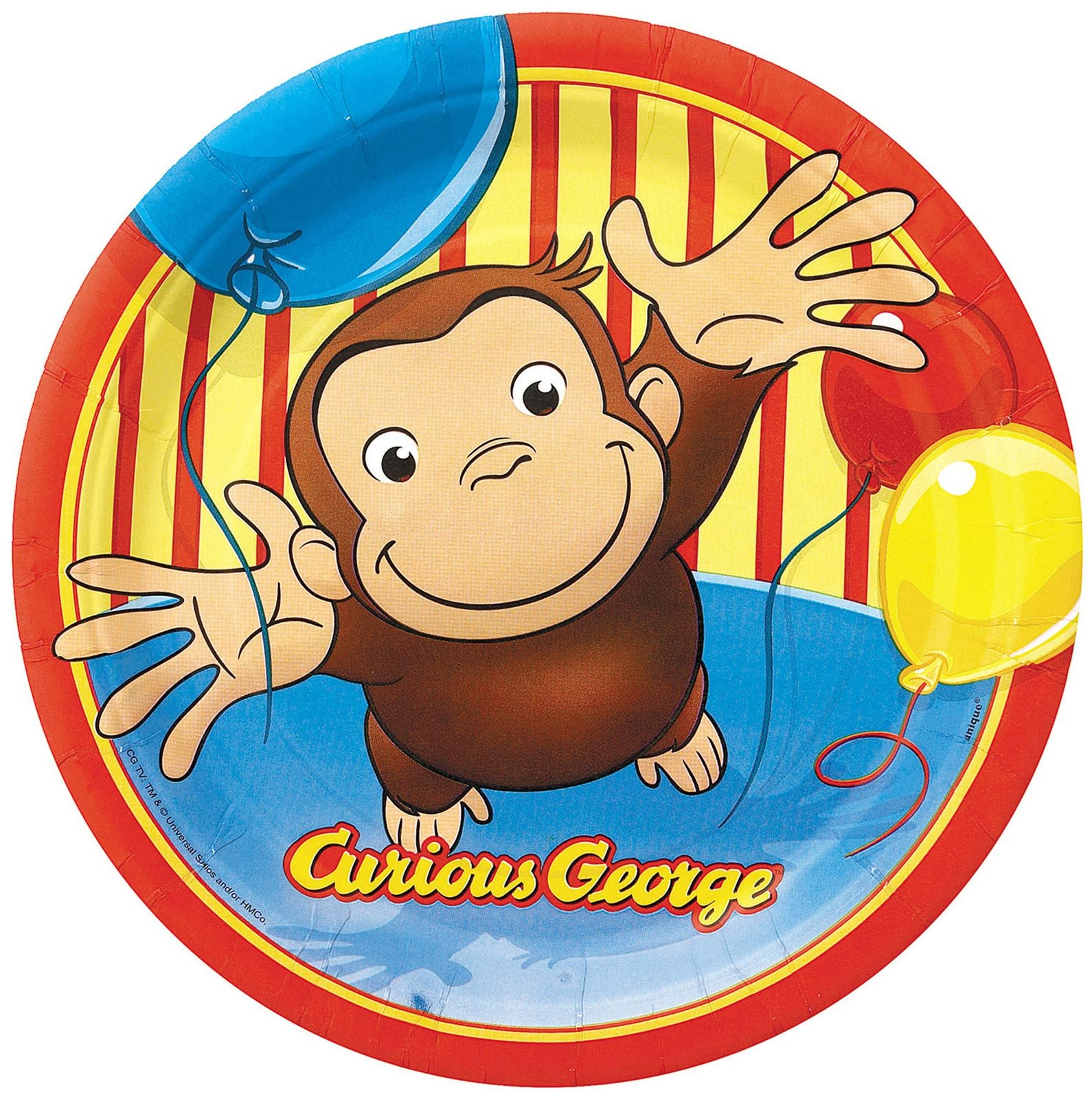 Exercise Your Creavity with Curious George # ...