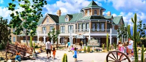 PortAventura agrandit son offre haut gamme avec son 5ème hôtel