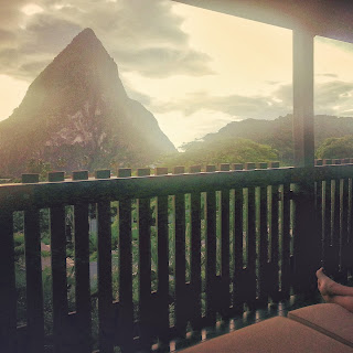 Boucan Hotel Chocolat  |  Postcard from St. Lucia on *sparklingly
