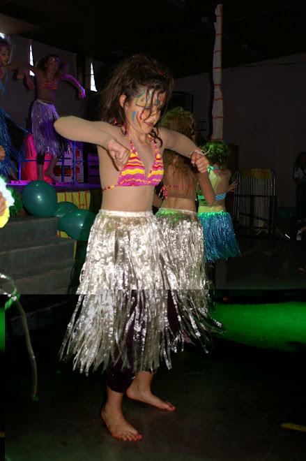 "Juliette (""waka waka"" - danse moderne-jazz 8-10 ans)"