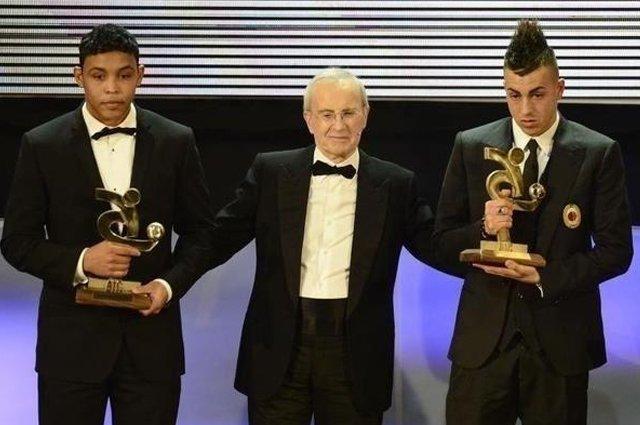 Muriel y El Shaarawy, las revelaciones del fútbol italiano