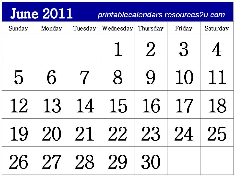 downloadable calendar 2011. free downloadable calendars