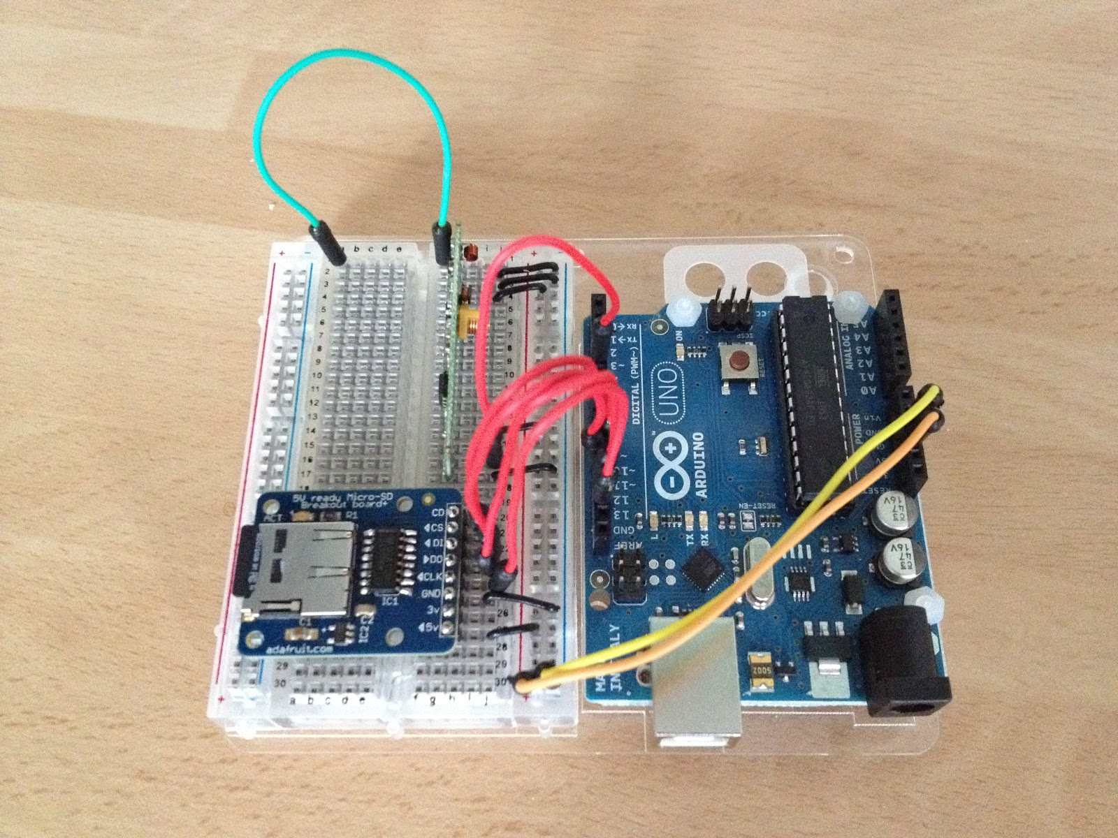 Mchr k arduino wireless sensor node getting started