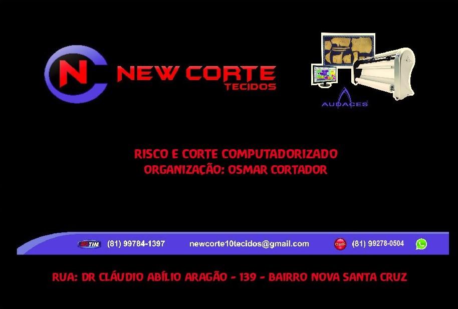 NEW CORTE TECIDOS