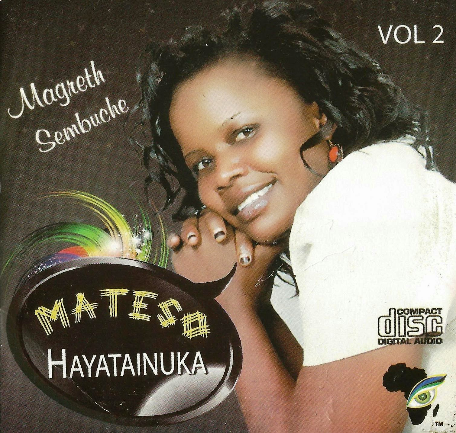 JIPATIE AUDIO CD MPYA YA MAGRETH SEMBUCHE 2014