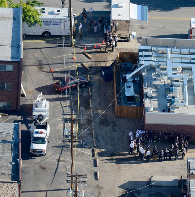 Colorado Shooting Evidence: Cleveland854321: AND NOW THE PROSECUTOR'S OFFICE HAS