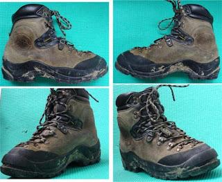 LaSportiva Makalu Worn Out Boots