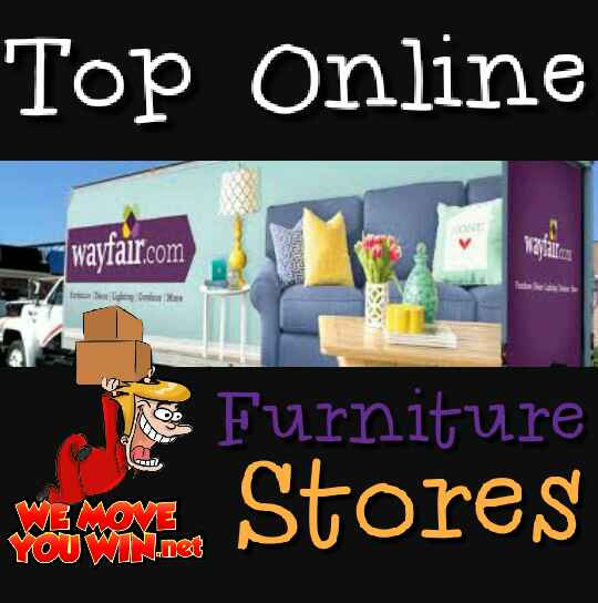 top furniture stores for the online shopper