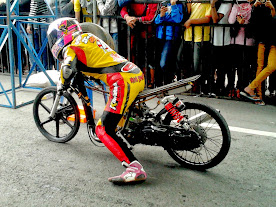 Hasil Drag Bike Bangkalan Madura 16 November 2014