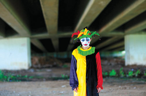 I'm a clown