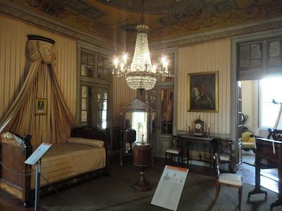 I viaggi di raffaella palacio nacional de queluz la versailles portoghese - Letto raffaella ...