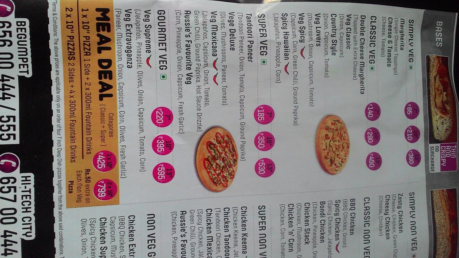 eagle boys pizza report 2 essay