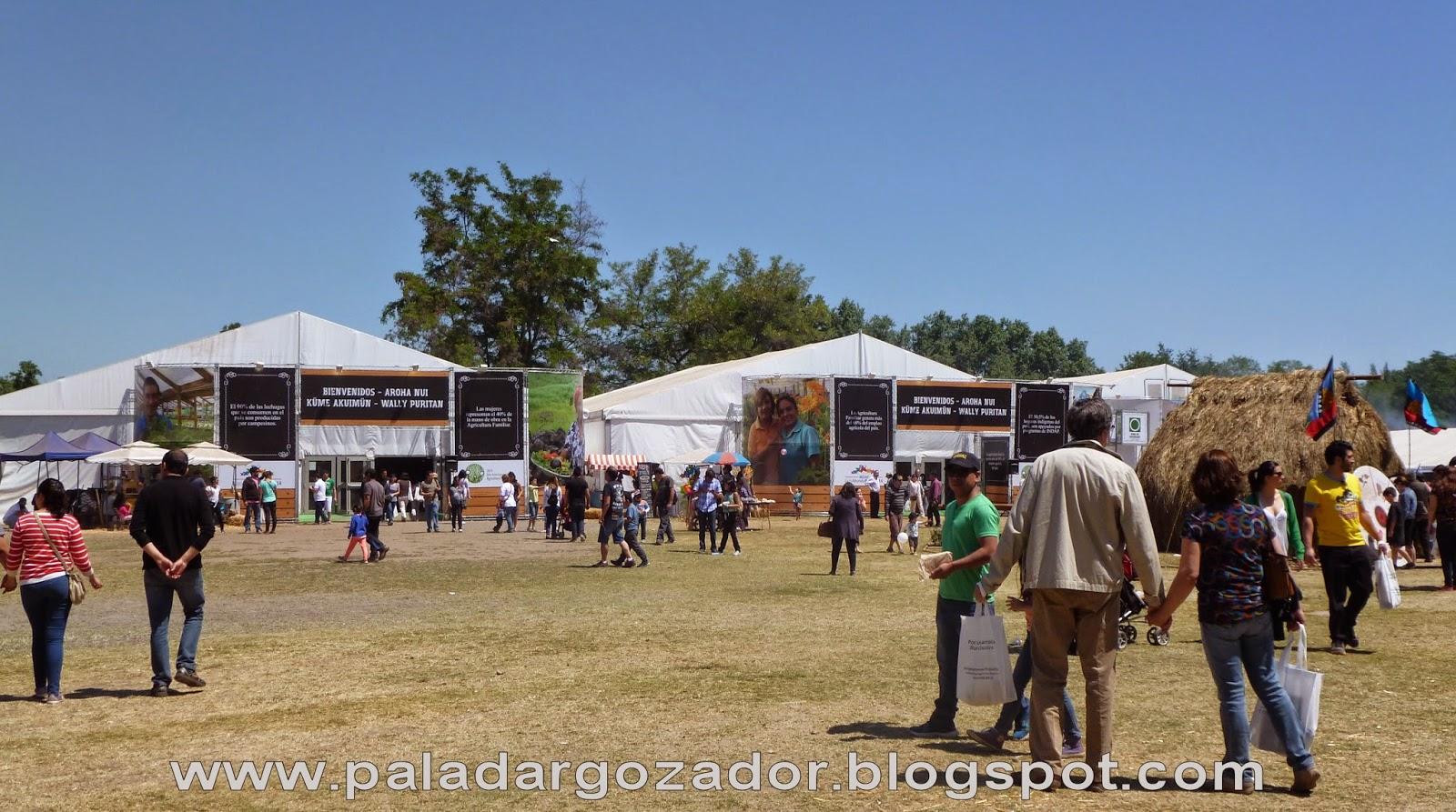 Expo Mundo Rural Zona expositores