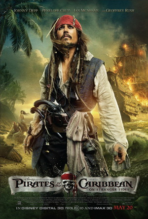 PIRATES OF THE CARIBBEAN2011