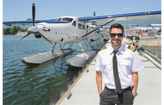 how to become pilot in whistler air