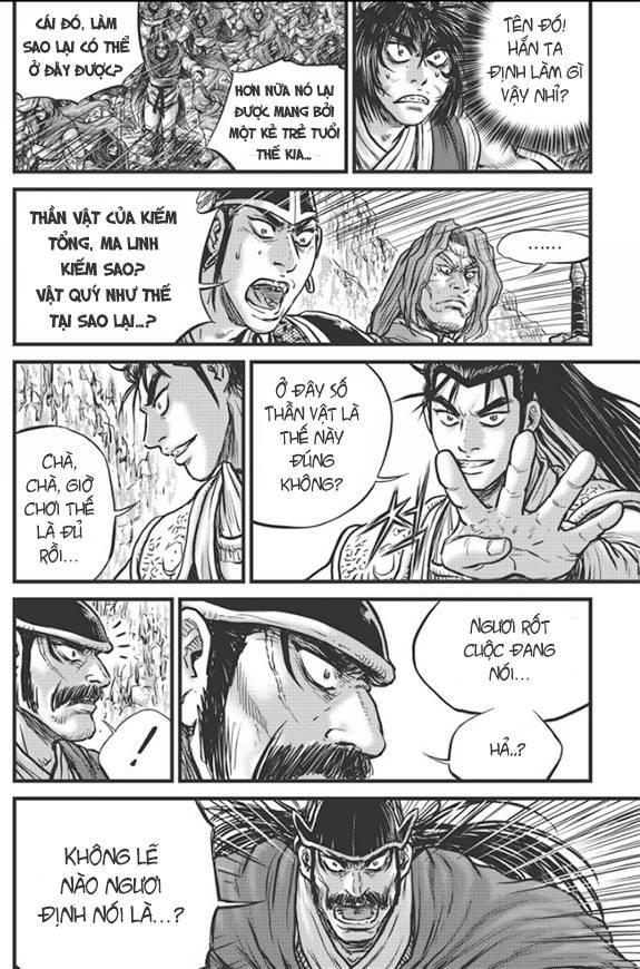 Hiệp Khách Giang Hồ chap 457 Trang 16