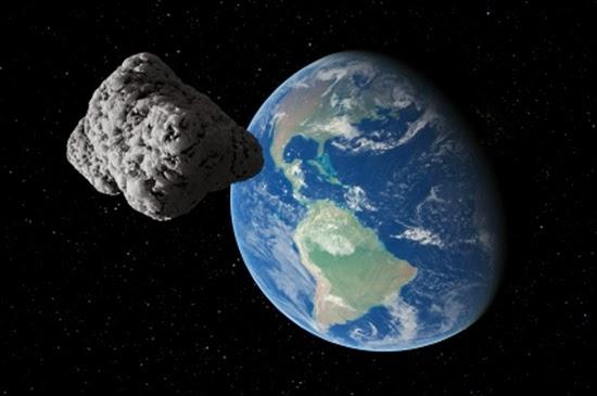 Asteroid Sebesar Kapal Feri Melintasi Bumi Awal Pekan Depan
