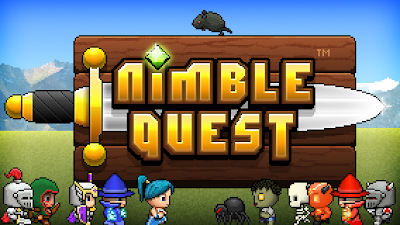 Nimble Quest 1.0.4.1 Apk Mod Full Version Unlimited Coins Download-iANDROID Games