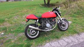 1. Ducati Sport Classic 1000