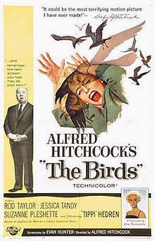 "Cinema Poster for ""The Birds"""