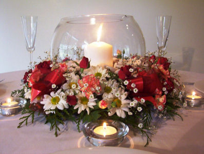 WEDDING: Decoration & Wedding Flowers