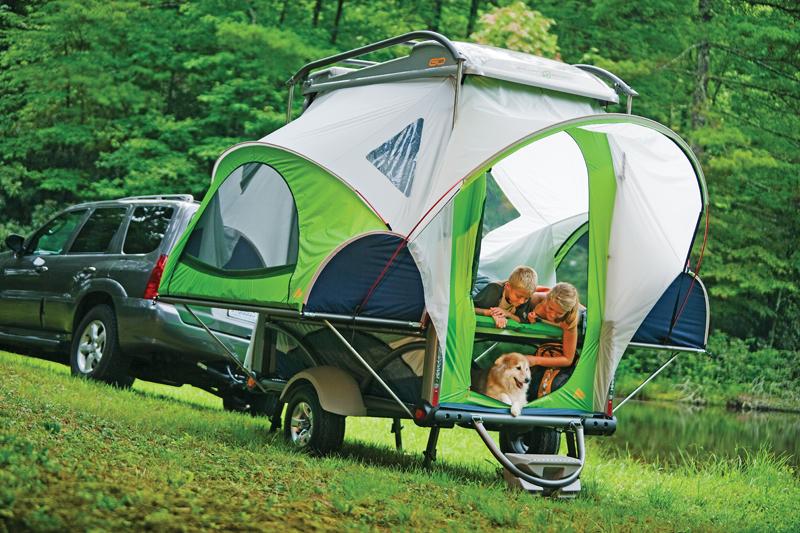 Elegant CAMPER TRAILER TENT  Longroad Campers CoLimited
