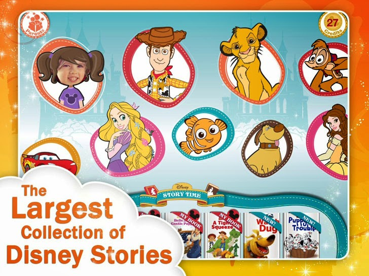 Disney Storytime App iTunes App By Disney - FreeApps.ws