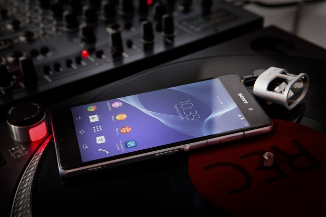 Sony Xperia Z2 發表