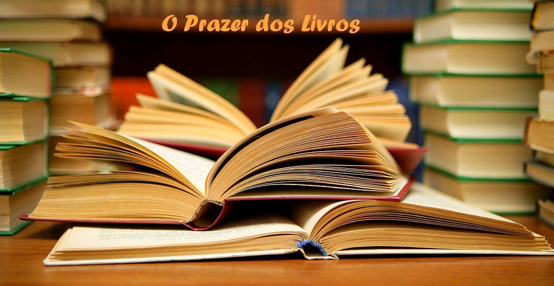 O prazer dos livros