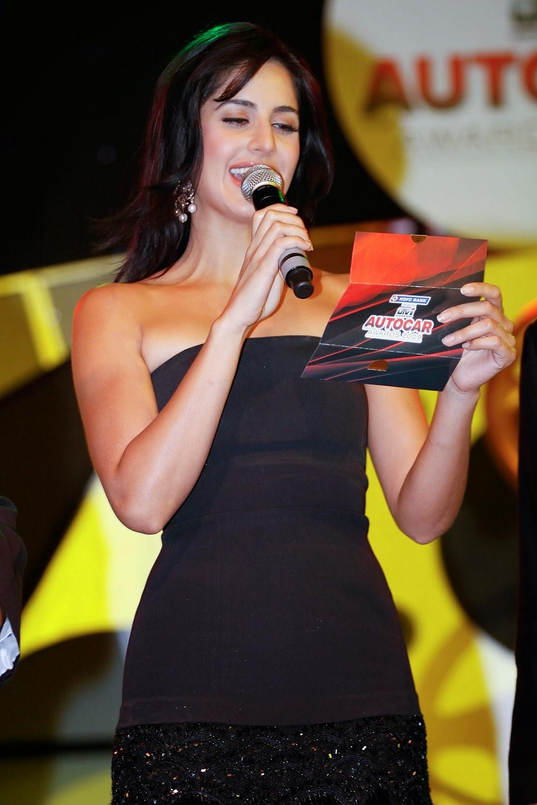 Katrina Kaif at Auto Car India Awards 2009
