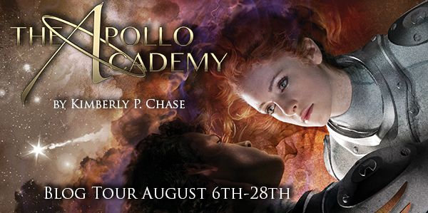 Blog Tour: The Apollo Academy by Kimberly P. Chase Interview & Giveaway