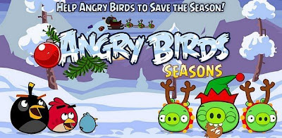 Angry Birds Seasons 2.1.0 Full Crack 1