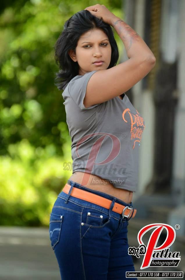 Chatuni Niwarthana jeans hot