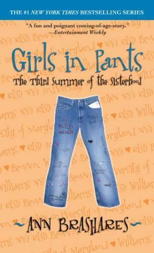 Sisterhood of the Traveling Pants: The Third Summer