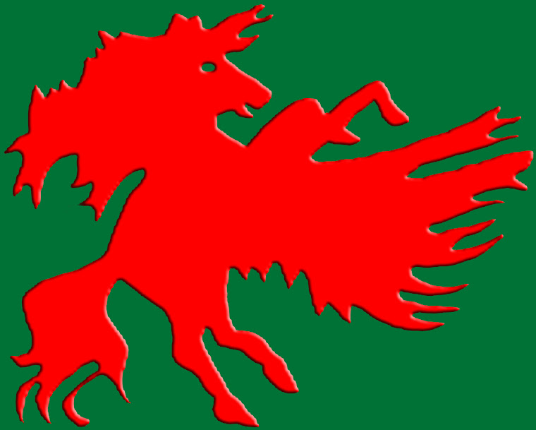 Red Flying Horse