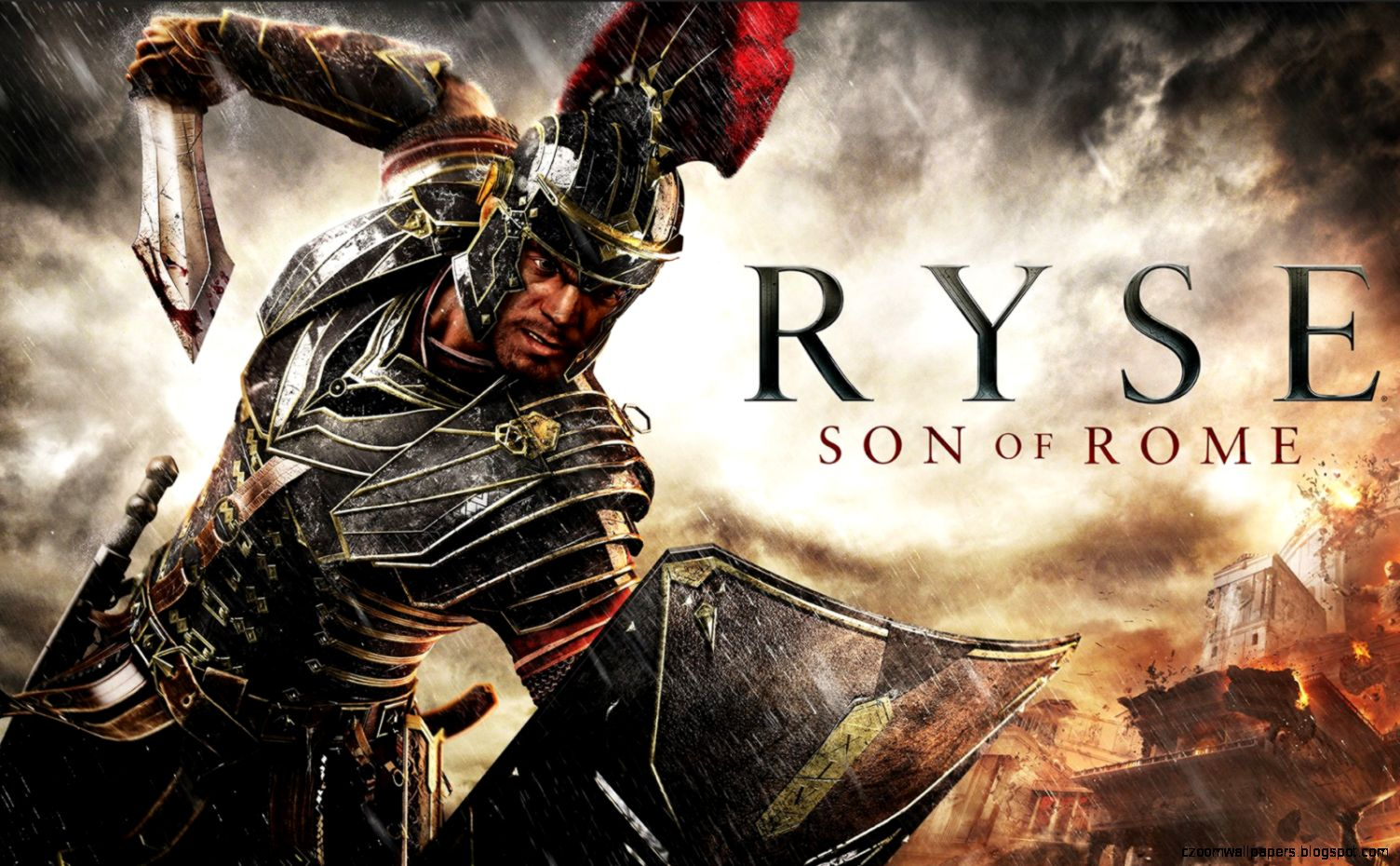 Ryse Son of Rome Gladiator Xbox Game HD Wallpaper  HD Desktop