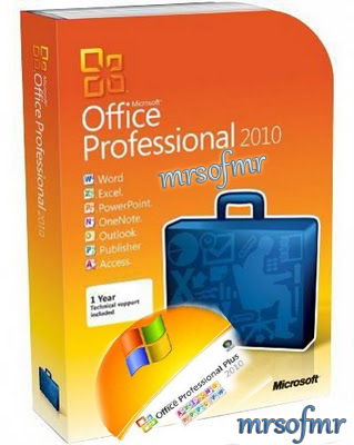 Mrs of mr microsoft office professional plus 2010 retail edition - Office professional plus 2010 ...