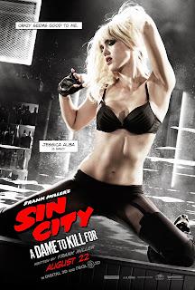 ตัวอย่างหนังใหม่ : Sin City: A Dame to Kill For  ซับไทย poster