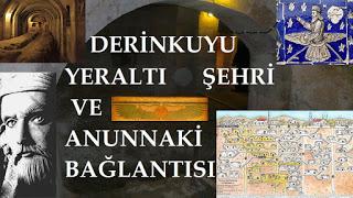 Derinkuyu Yeraltı Şehri ve Anunnaki Bağlantısı