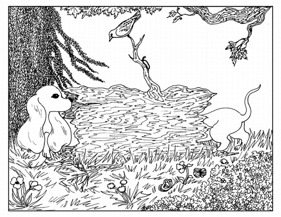 advance coloring pages - photo#34