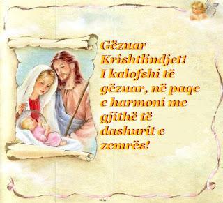 Gezuar krishtlindjen ne te gjitha gjuhet e botes