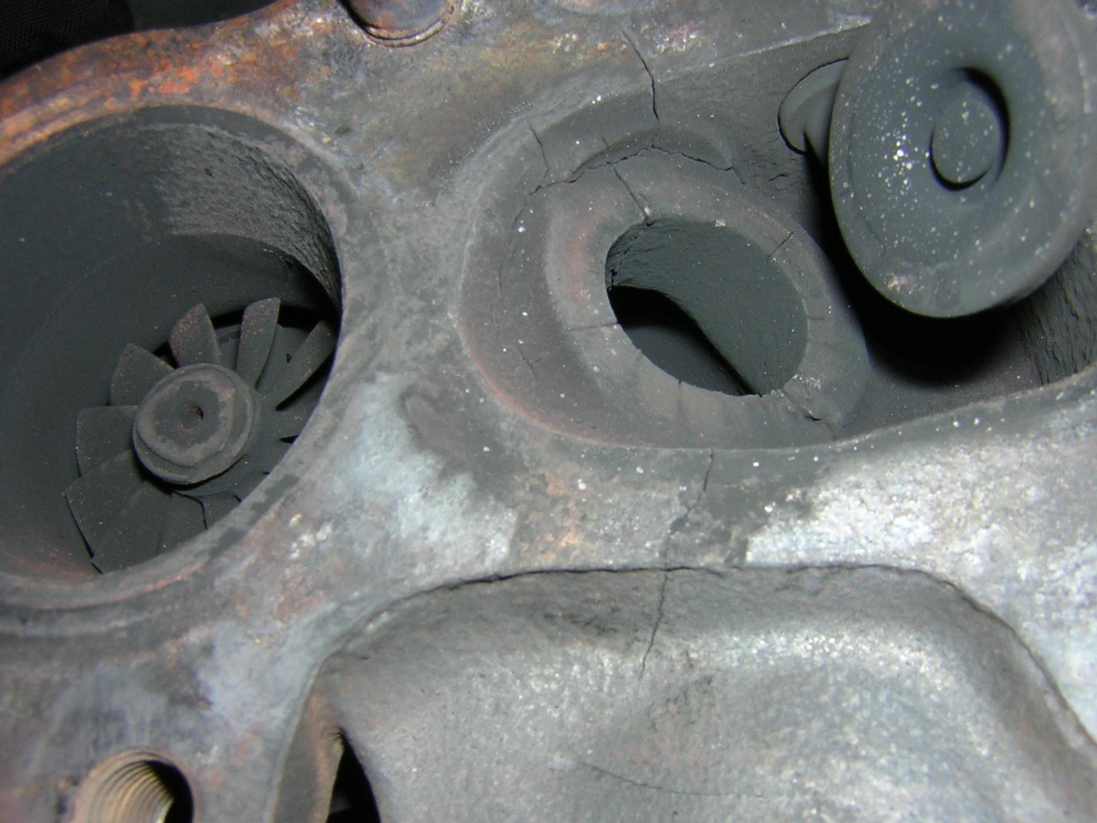 D4CB байпасный клапан турбины