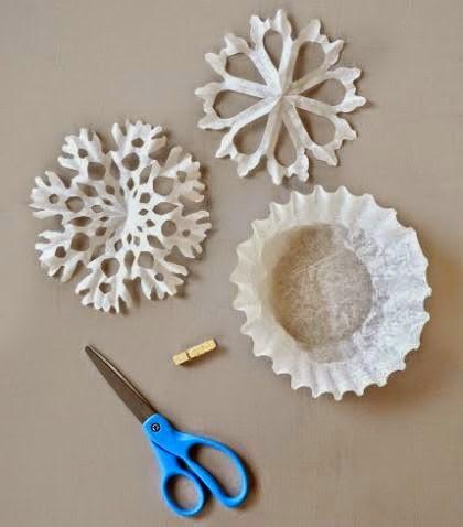 Noviembre 2014 - Adornos de navidad con material reciclado para ninos ...