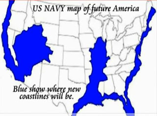John Moore USA Flood Map, Navy New Flood Map U.S.A, Planet x Flood ...