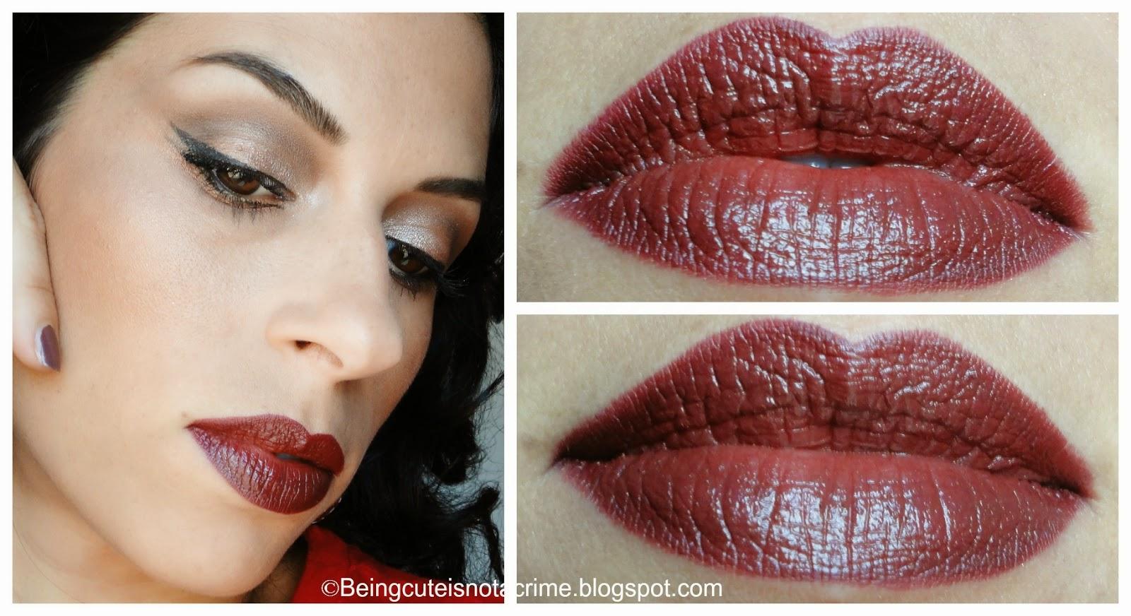 http://beingcuteisnotacrime.blogspot.nl/2014/10/make-up-serie-matchy-matchy-11.html