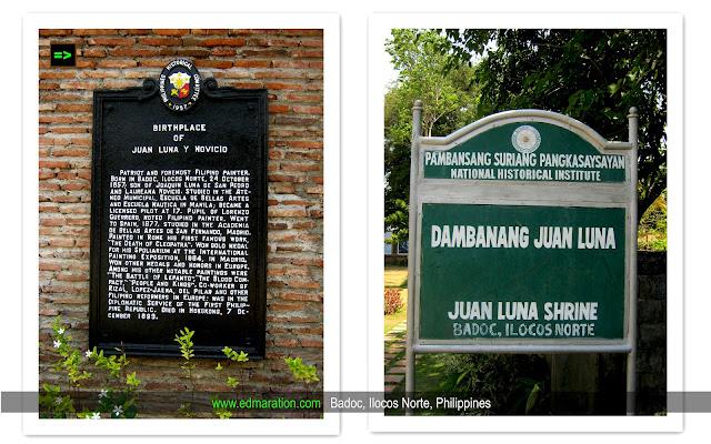 Juan Luna Shrine Badoc